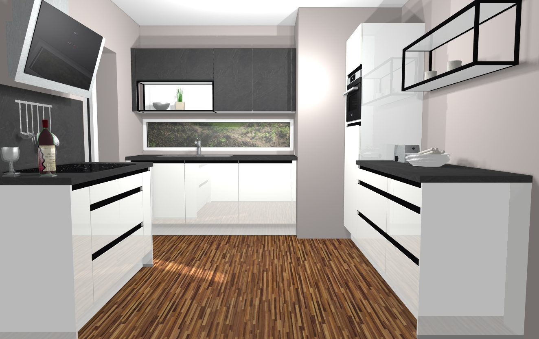 Küche 15 15